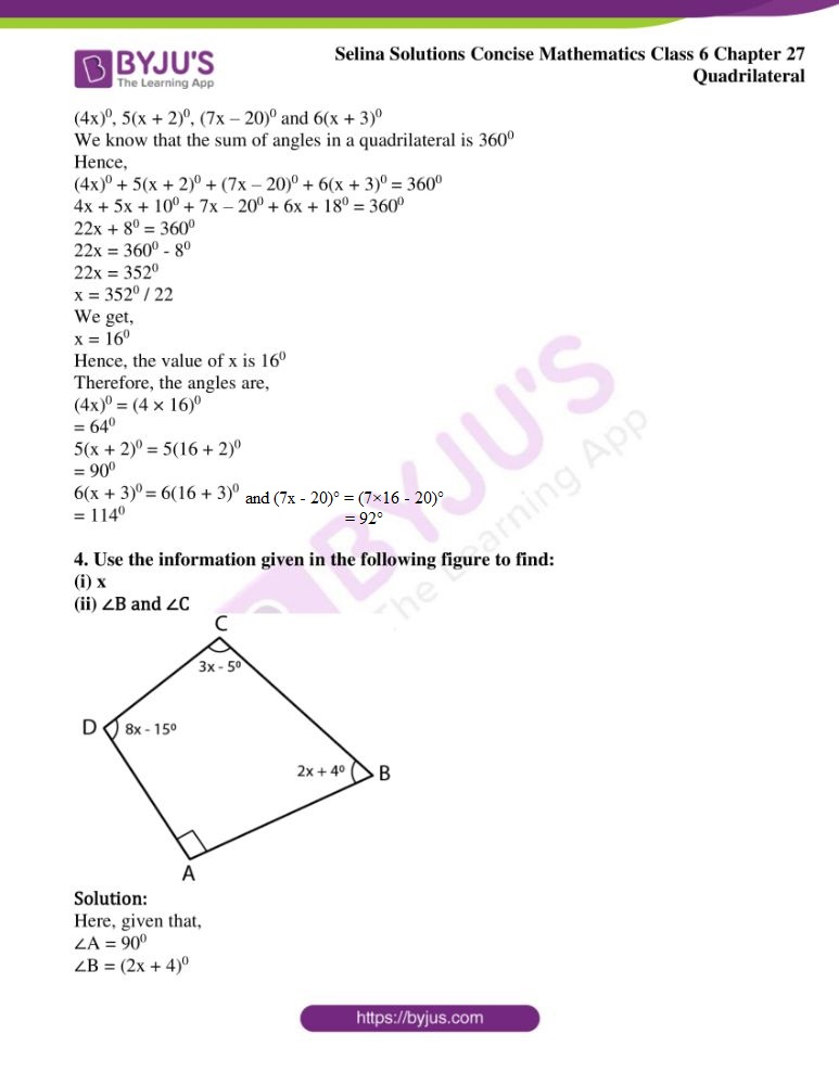 selina solutions for concise mathematics class 6 chapter 27 ex a 02