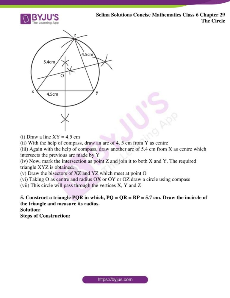 selina solutions for concise mathematics class 6 chapter 29 ex b 4