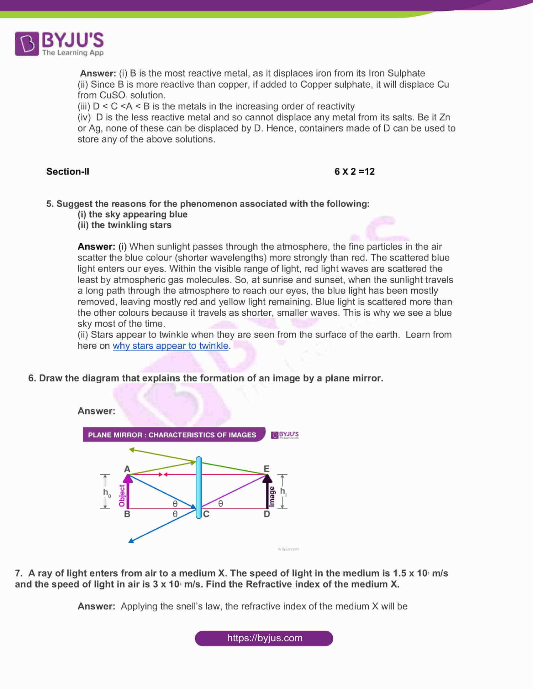 telangana board nov2020 class 10 science part i solutions 2015 04