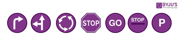 Traffic Symbols