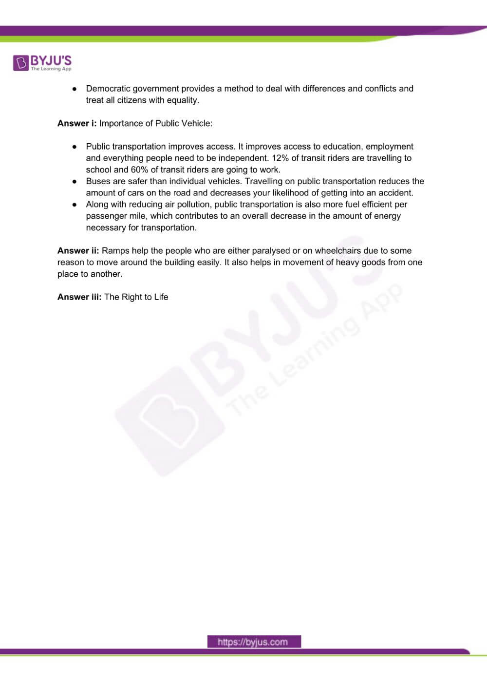 RBSE Class 10 Social Science Question Paper Solutions 2016 PDF 9