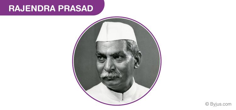 Dr. Rajendra Prasad Essay