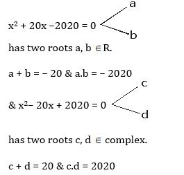 JEE Advanced Paper 1 Maths Question 1 Solution