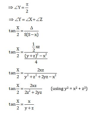 JEE Advanced Paper 1 Maths Question 10 Solution