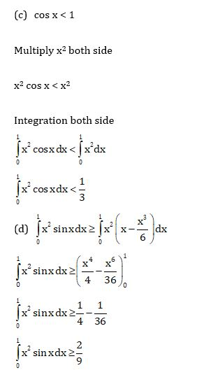 JEE Advanced Paper 1 Maths Question 12 Solution