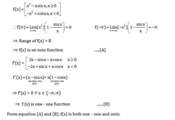 JEE Advanced Paper 1 Maths Question 2 Solution