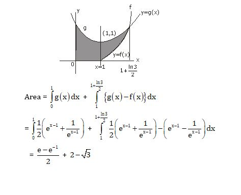 JEE Advanced Paper 1 Maths Question 3 Solution