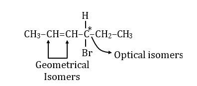 KVPY SX 2016 Chemistry Question 16 Solution