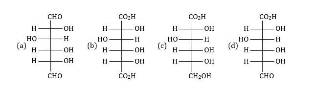 KVPY SX 2016 Chemistry Question 9 Options