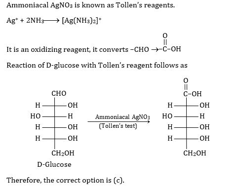 KVPY SX 2016 Chemistry Question 9 Solution