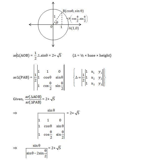 KVPY-SX 2016 Maths Question 8 Solution