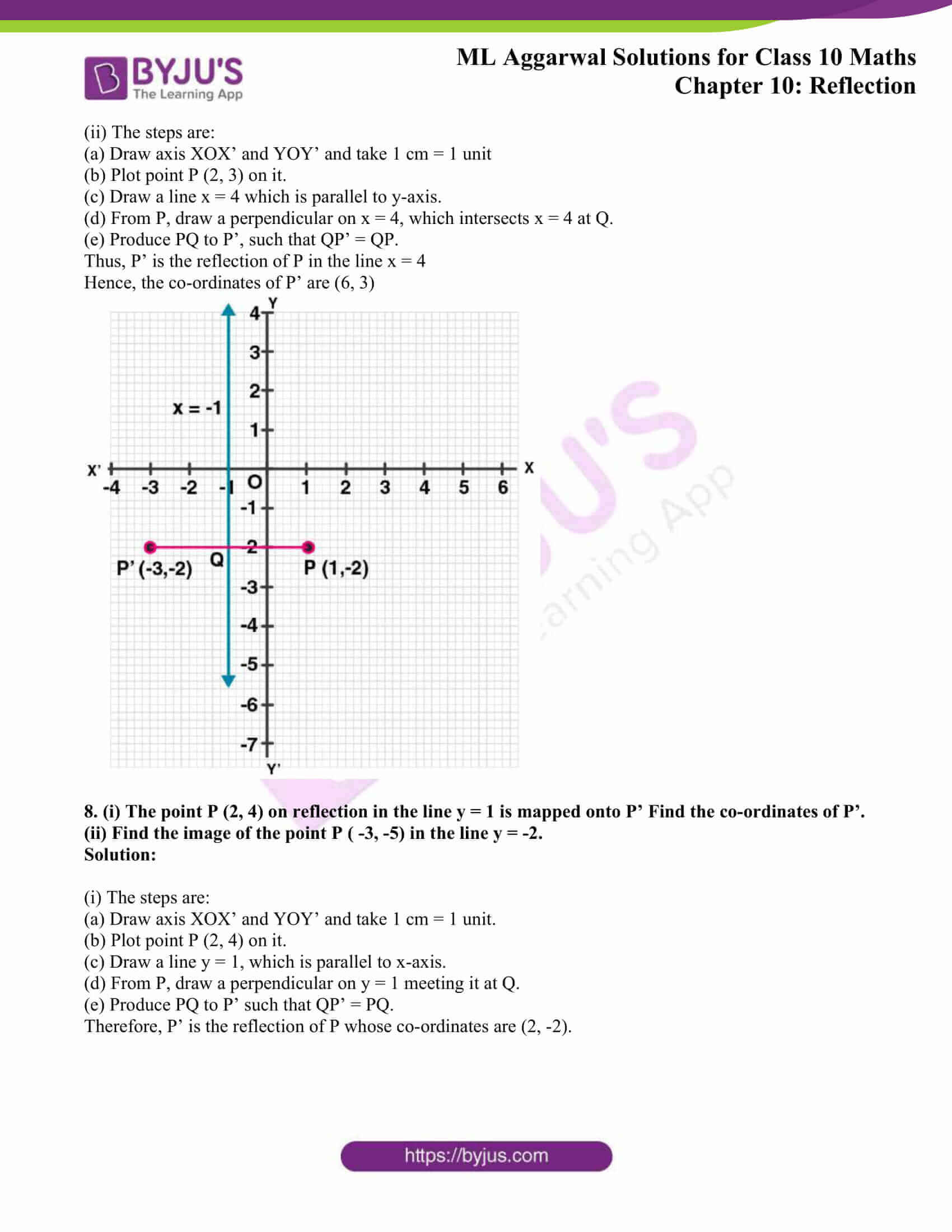 ml aggarwal solutions class 10 maths chapter 10 03
