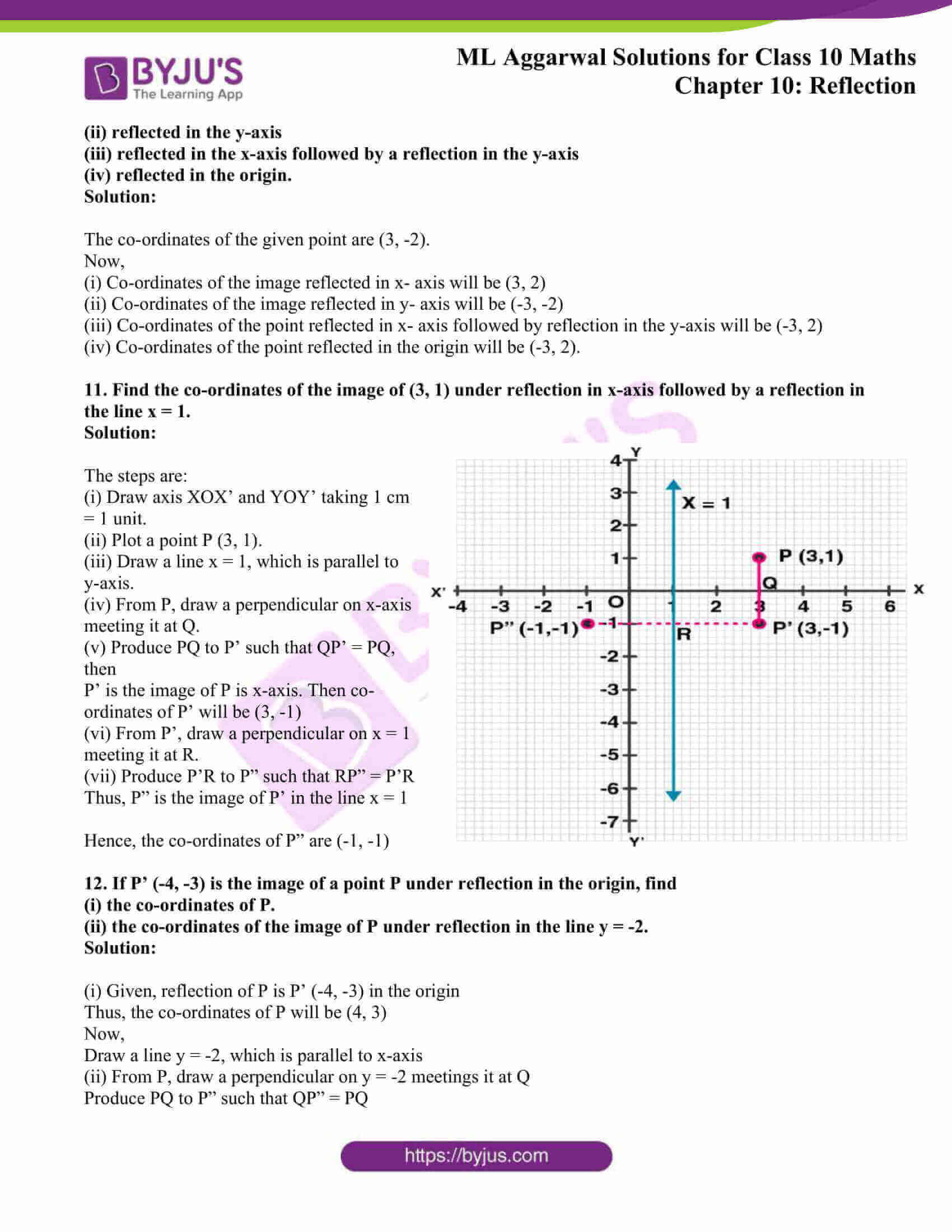 ml aggarwal solutions class 10 maths chapter 10 06
