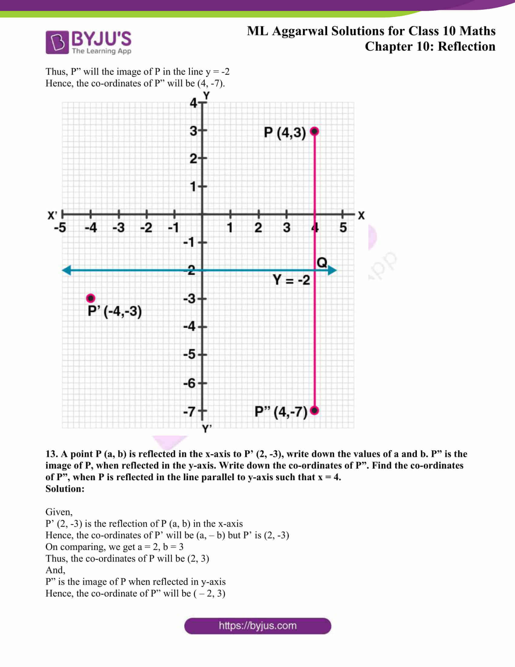 ml aggarwal solutions class 10 maths chapter 10 07