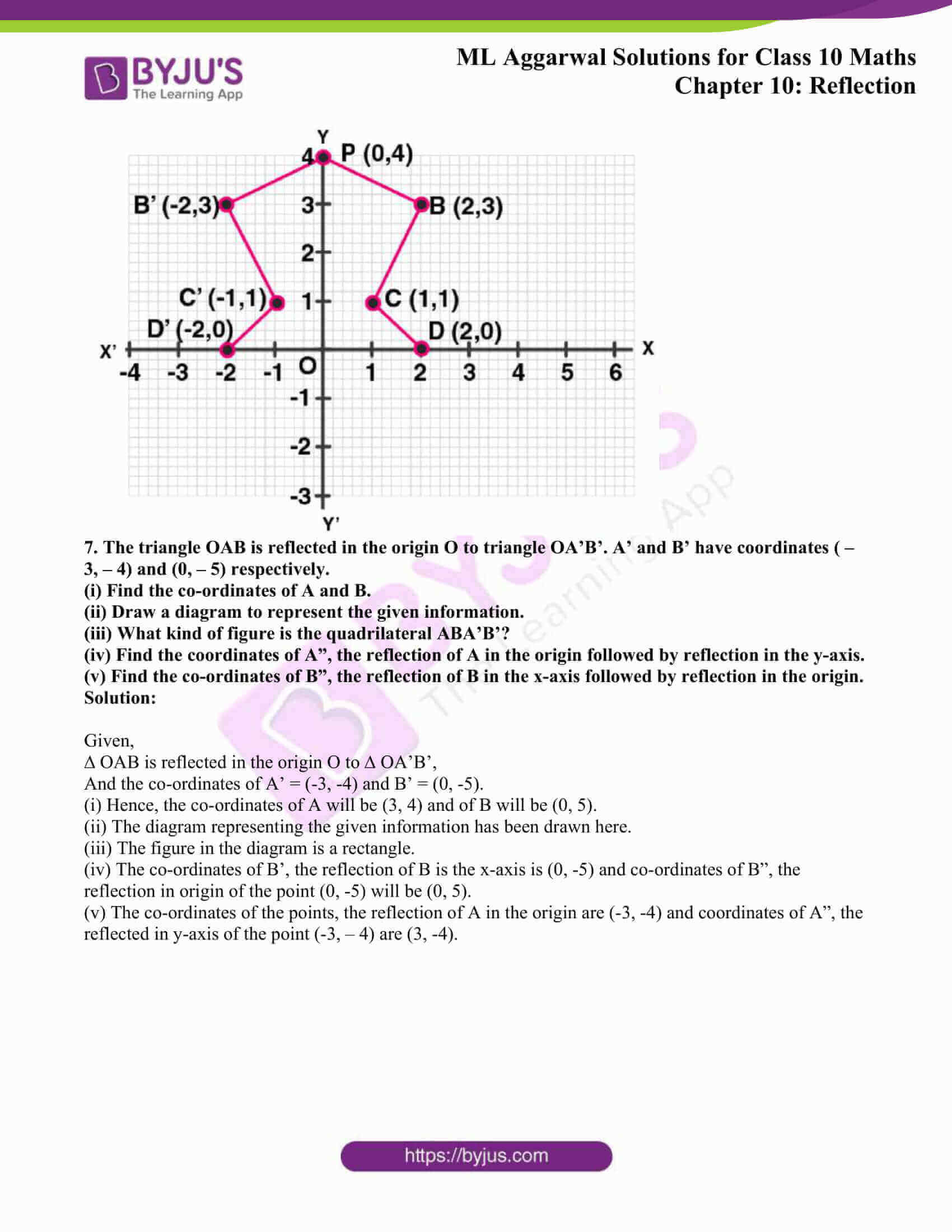 ml aggarwal solutions class 10 maths chapter 10 25