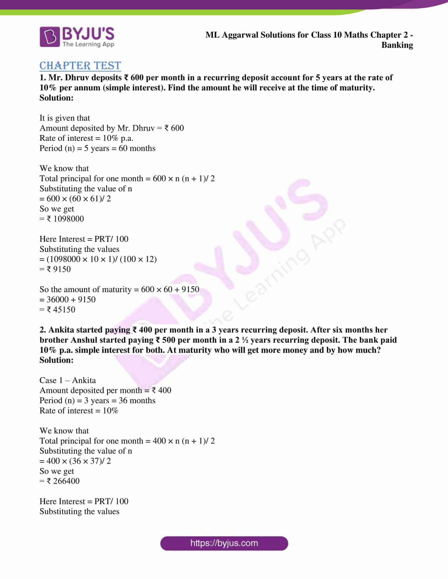 ml aggarwal solutions class 10 maths chapter 2 08