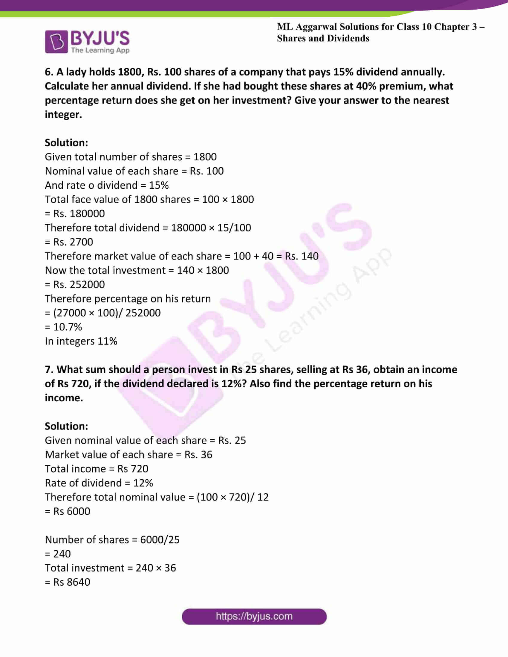 ml aggarwal solutions class 10 maths chapter 3 03