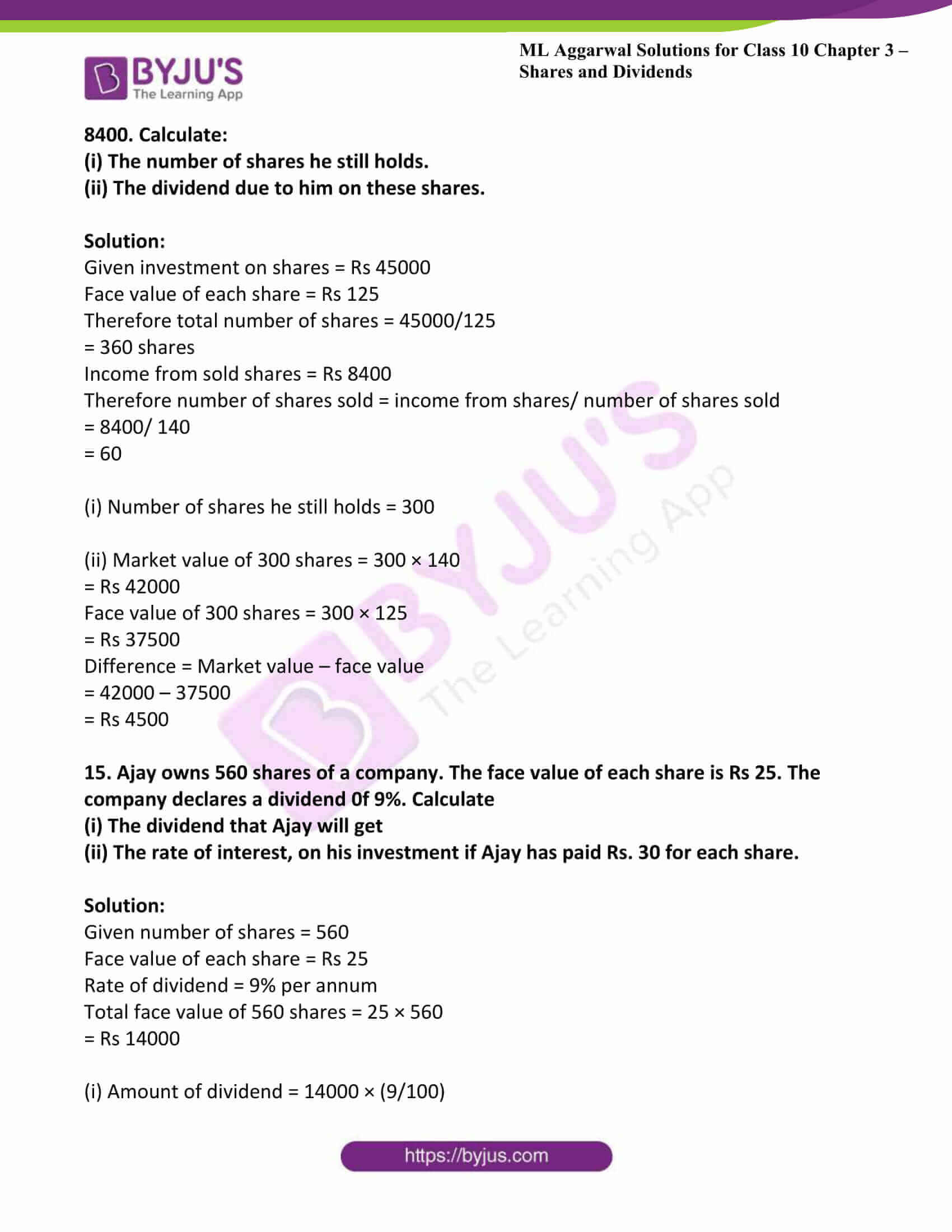 ml aggarwal solutions class 10 maths chapter 3 07