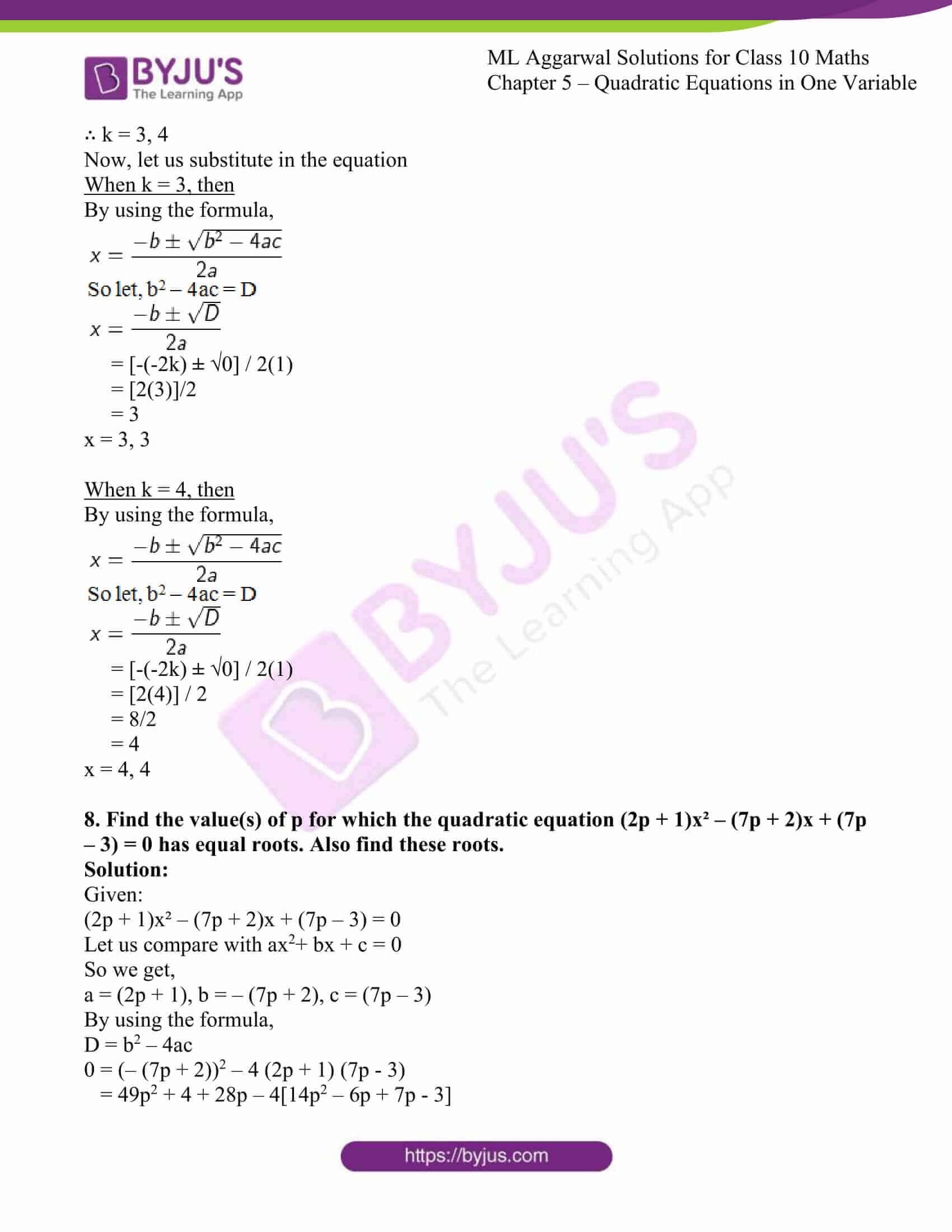 ml aggarwal solutions class 10 maths chapter 5 47