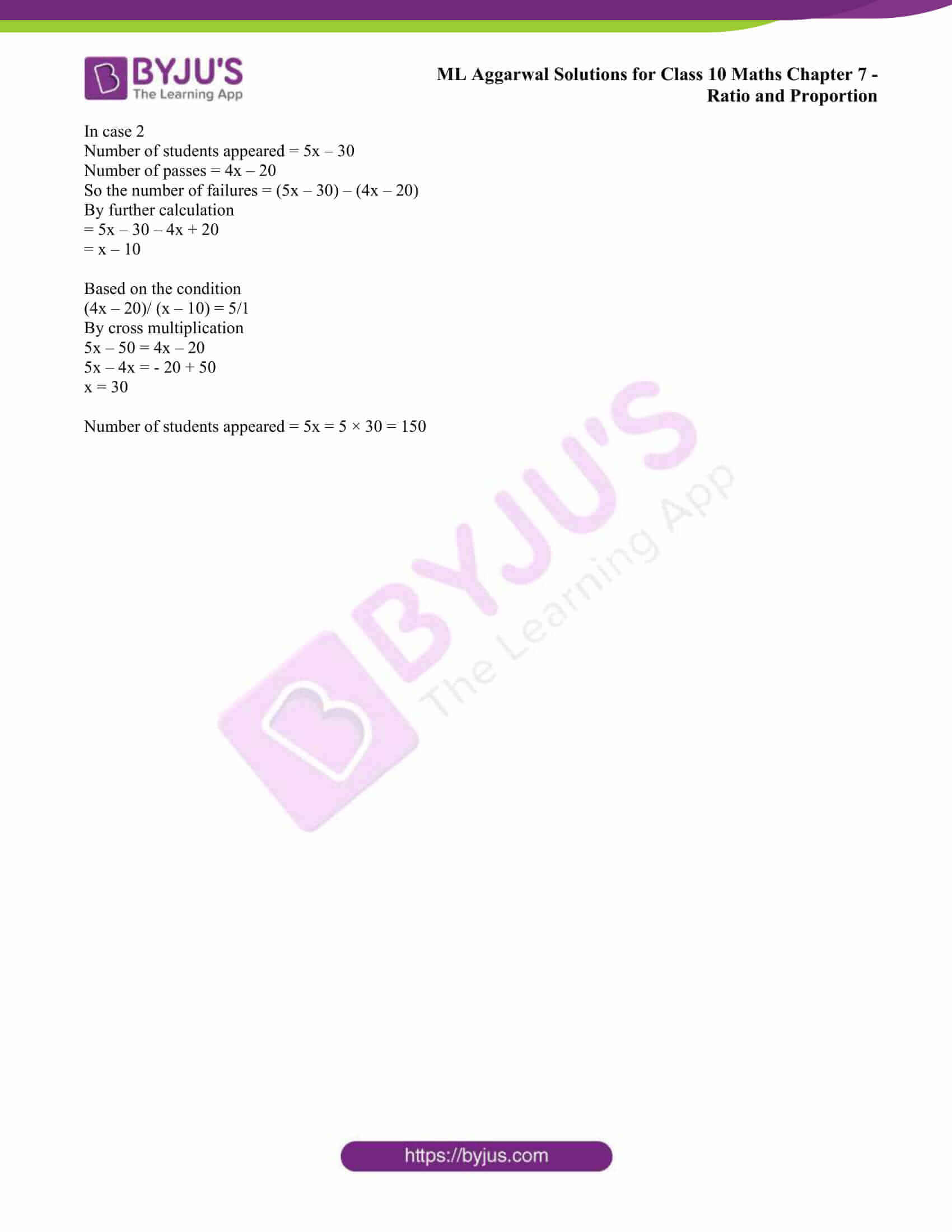 ml aggarwal solutions class 10 maths chapter 7 14