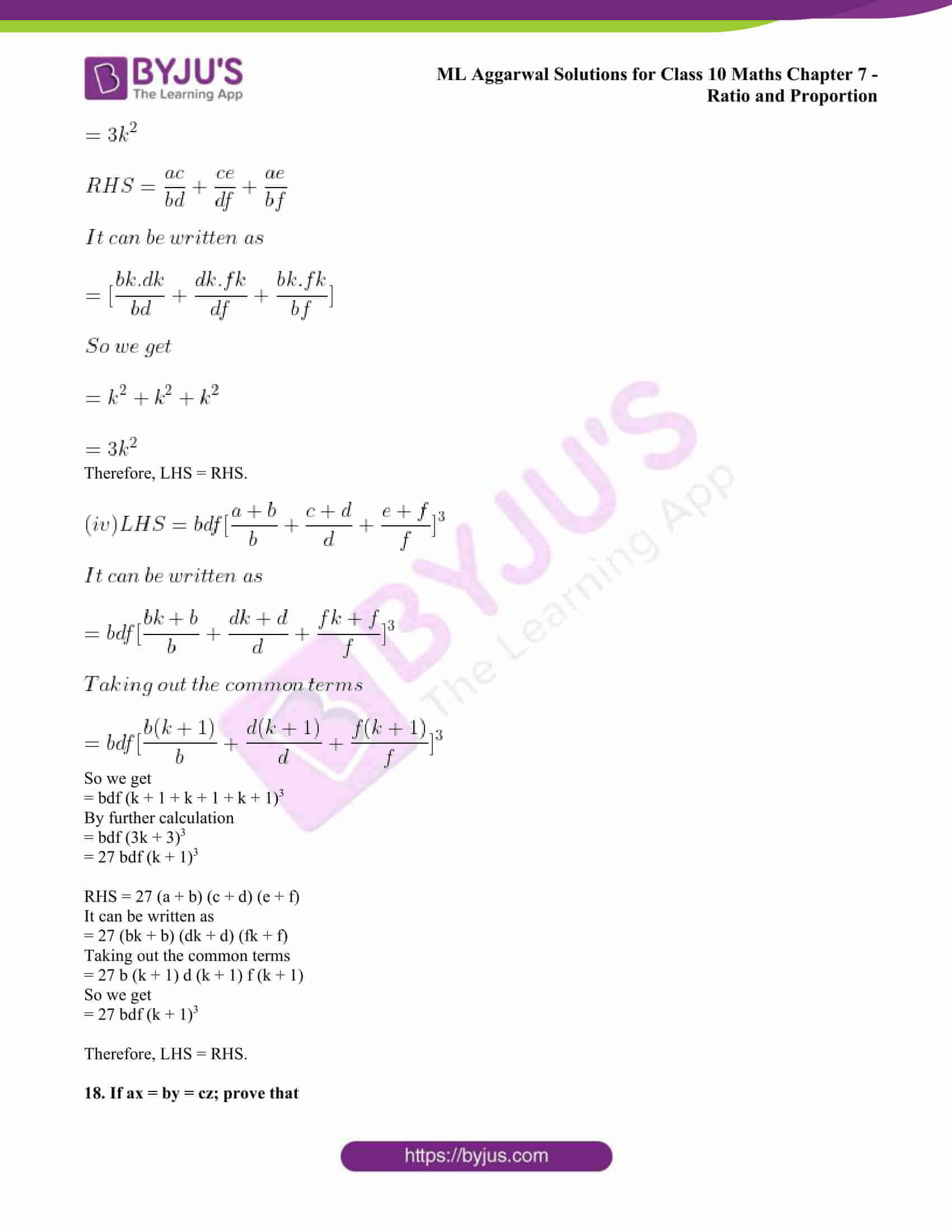 ml aggarwal solutions class 10 maths chapter 7 28
