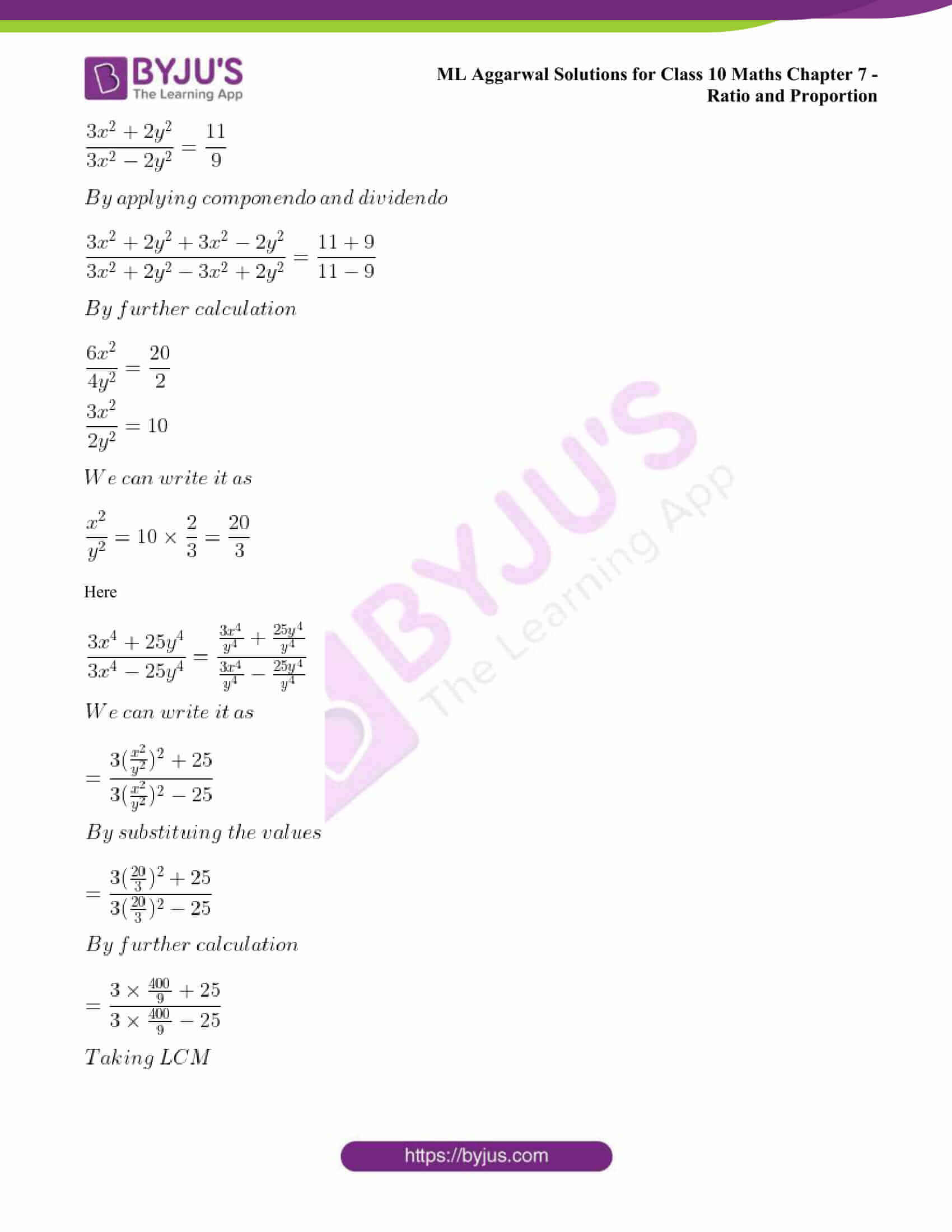 ml aggarwal solutions class 10 maths chapter 7 82