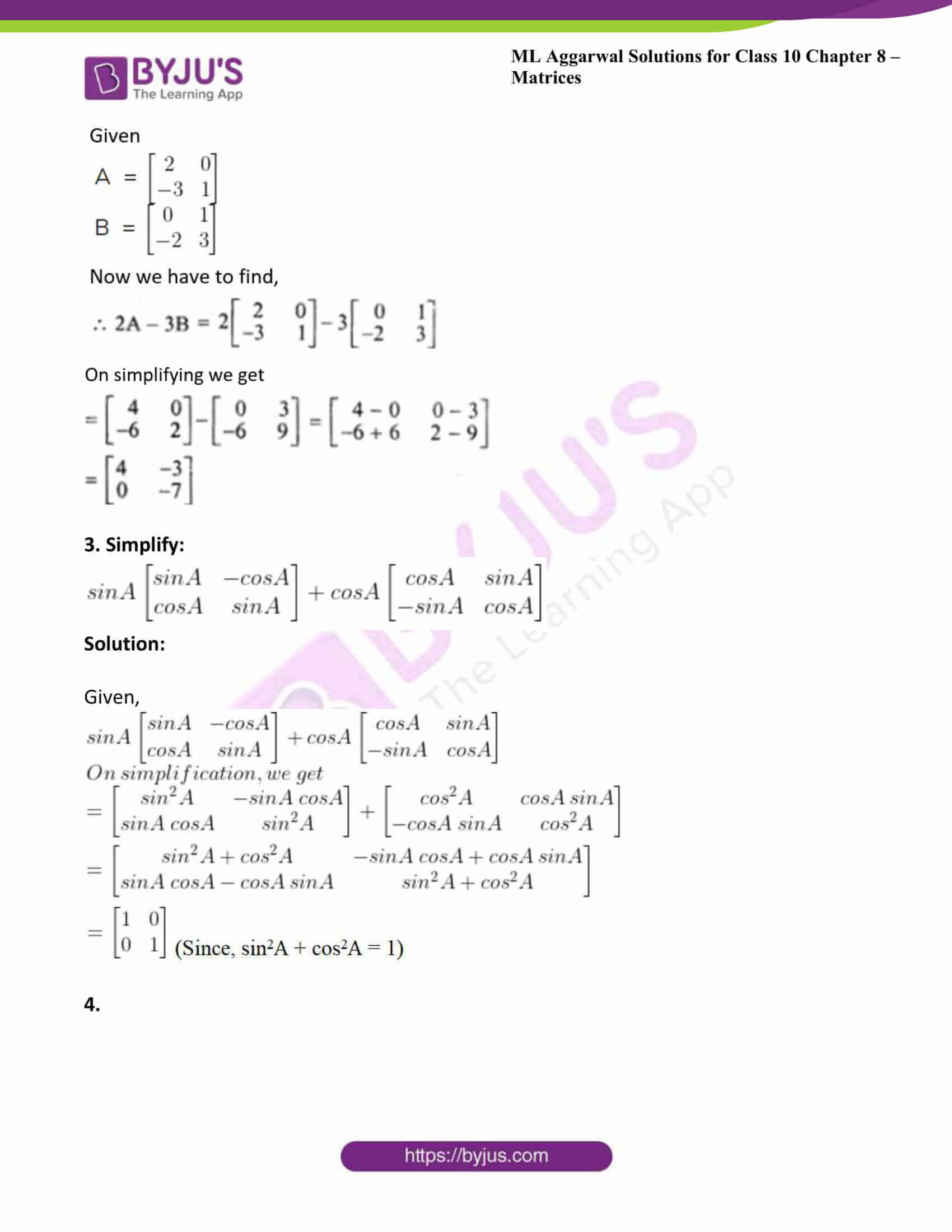 ml aggarwal solutions class 10 maths chapter 8 09