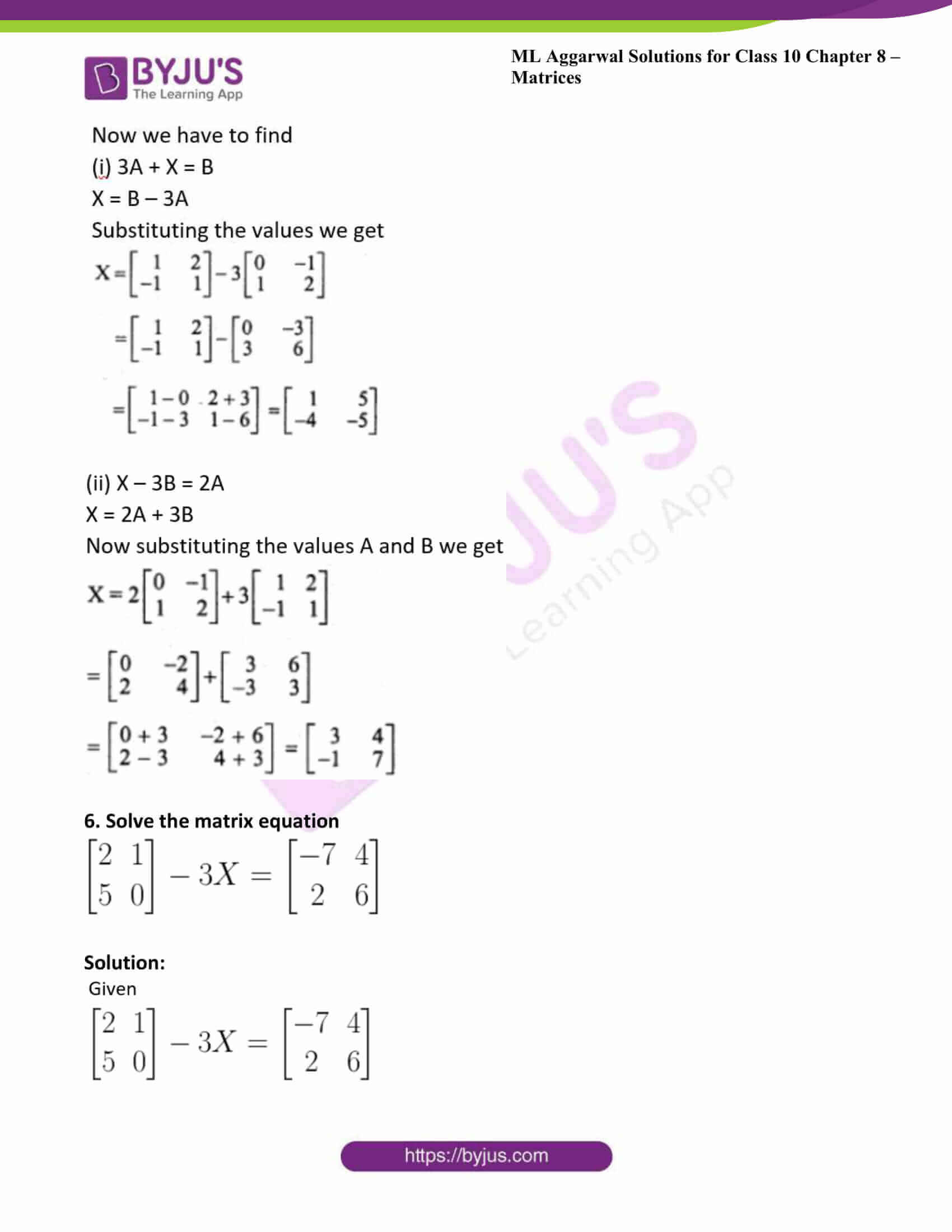 ml aggarwal solutions class 10 maths chapter 8 11