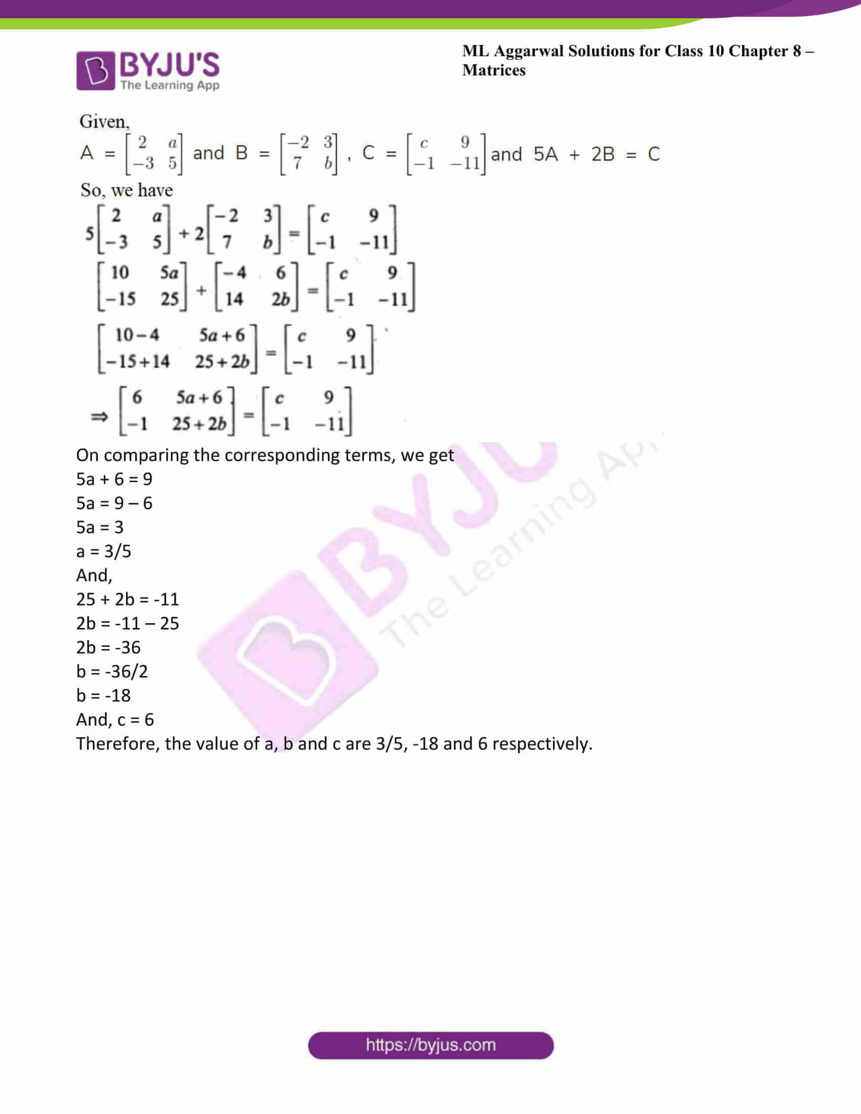 ml aggarwal solutions class 10 maths chapter 8 17