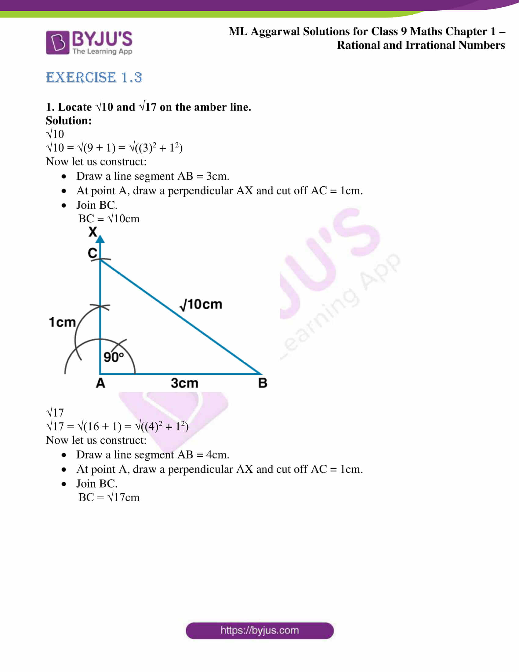 ml aggarwal solutions for class 9 maths chapter 1 15