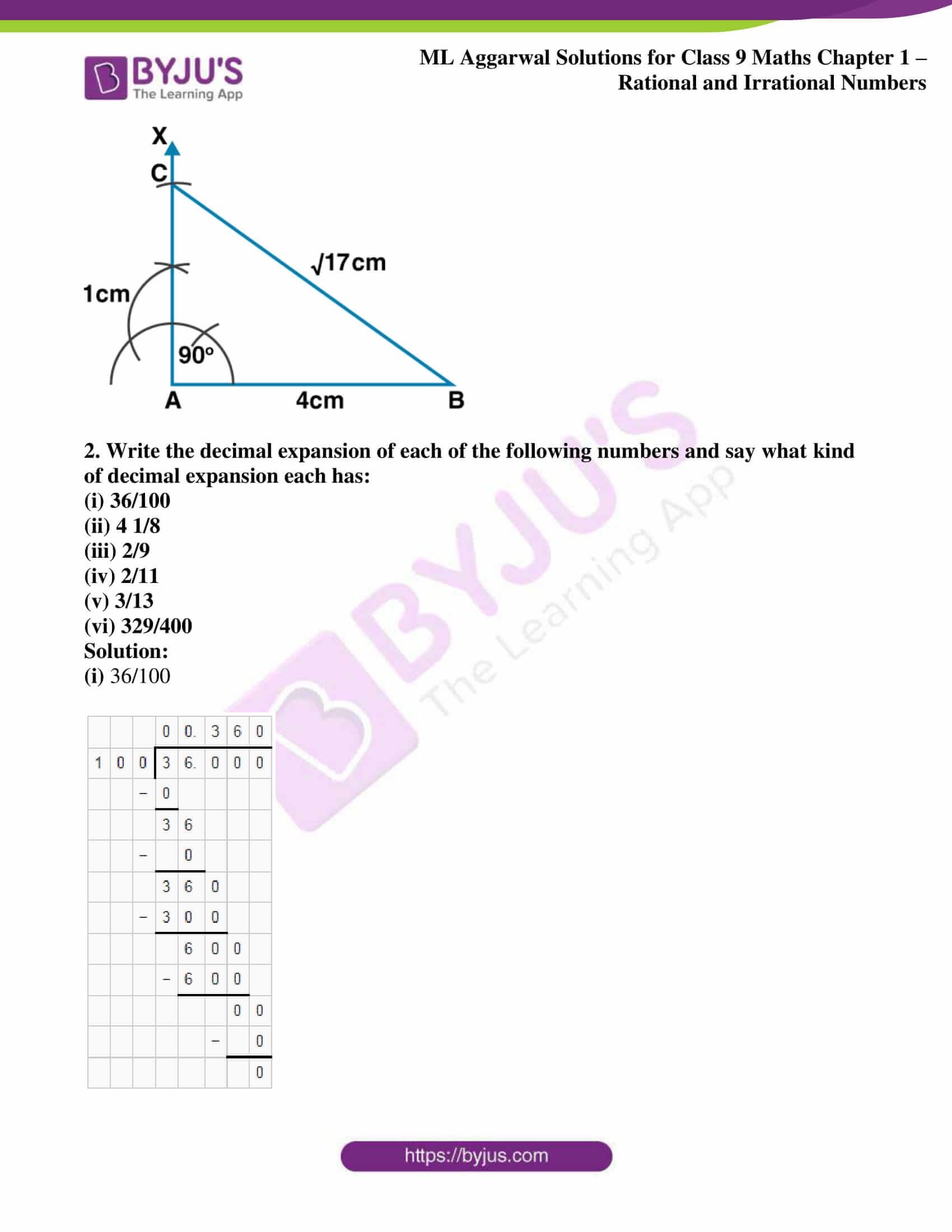 ml aggarwal solutions for class 9 maths chapter 1 16