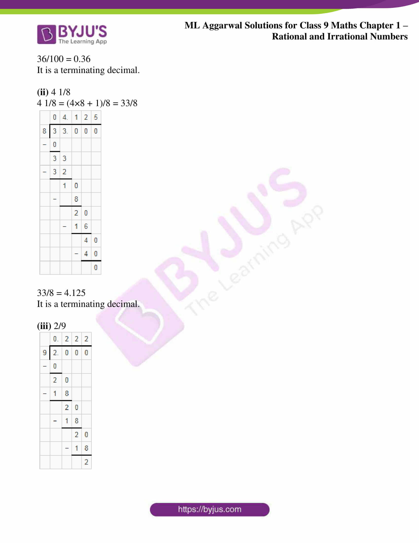 ml aggarwal solutions for class 9 maths chapter 1 17