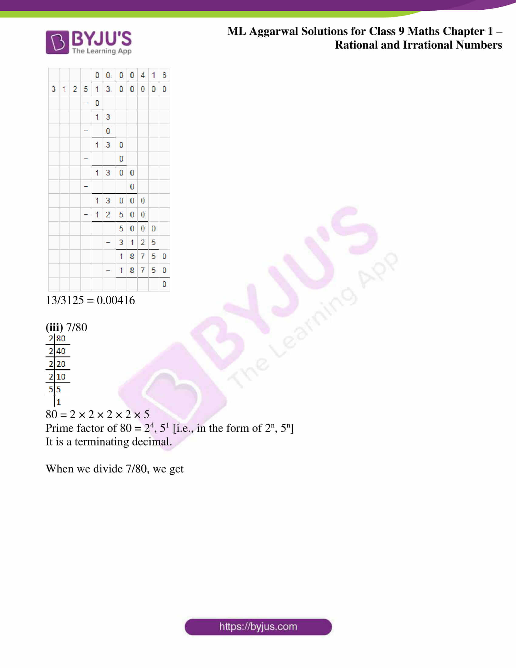 ml aggarwal solutions for class 9 maths chapter 1 24