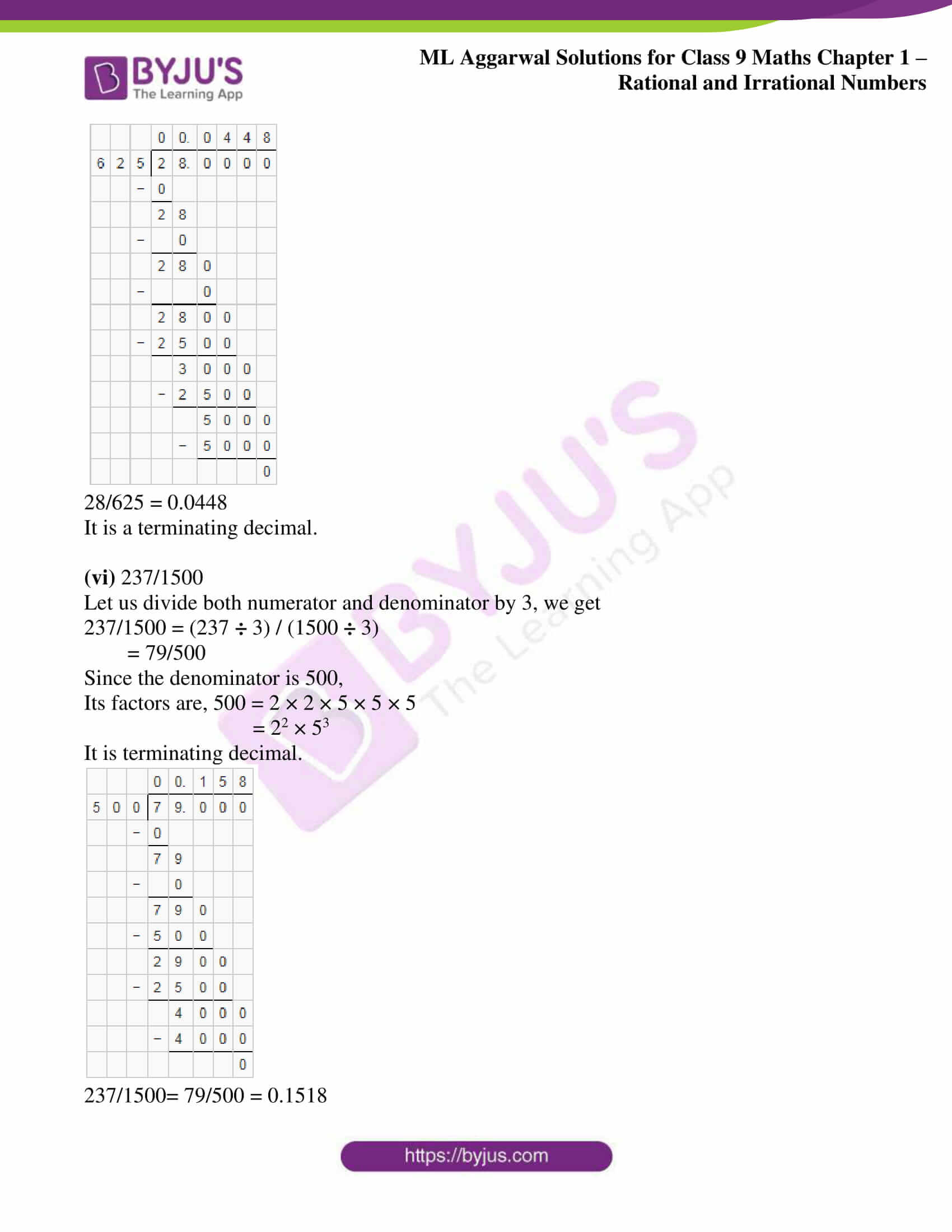 ml aggarwal solutions for class 9 maths chapter 1 26