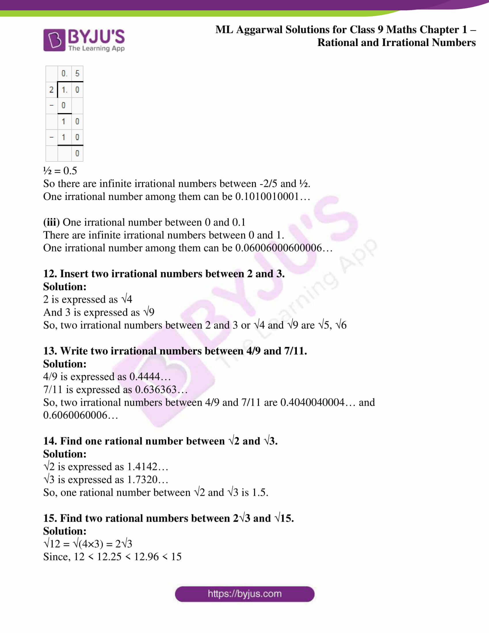 ml aggarwal solutions for class 9 maths chapter 1 35