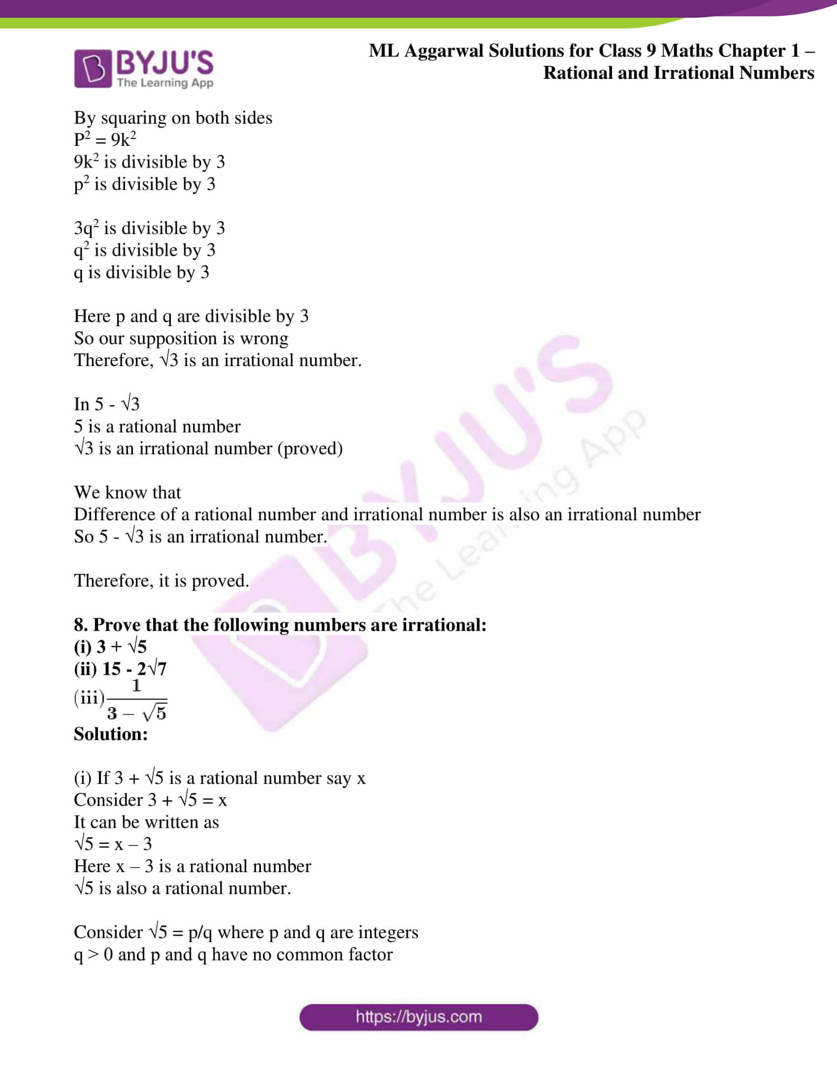 ml aggarwal solutions for class 9 maths chapter 1 67