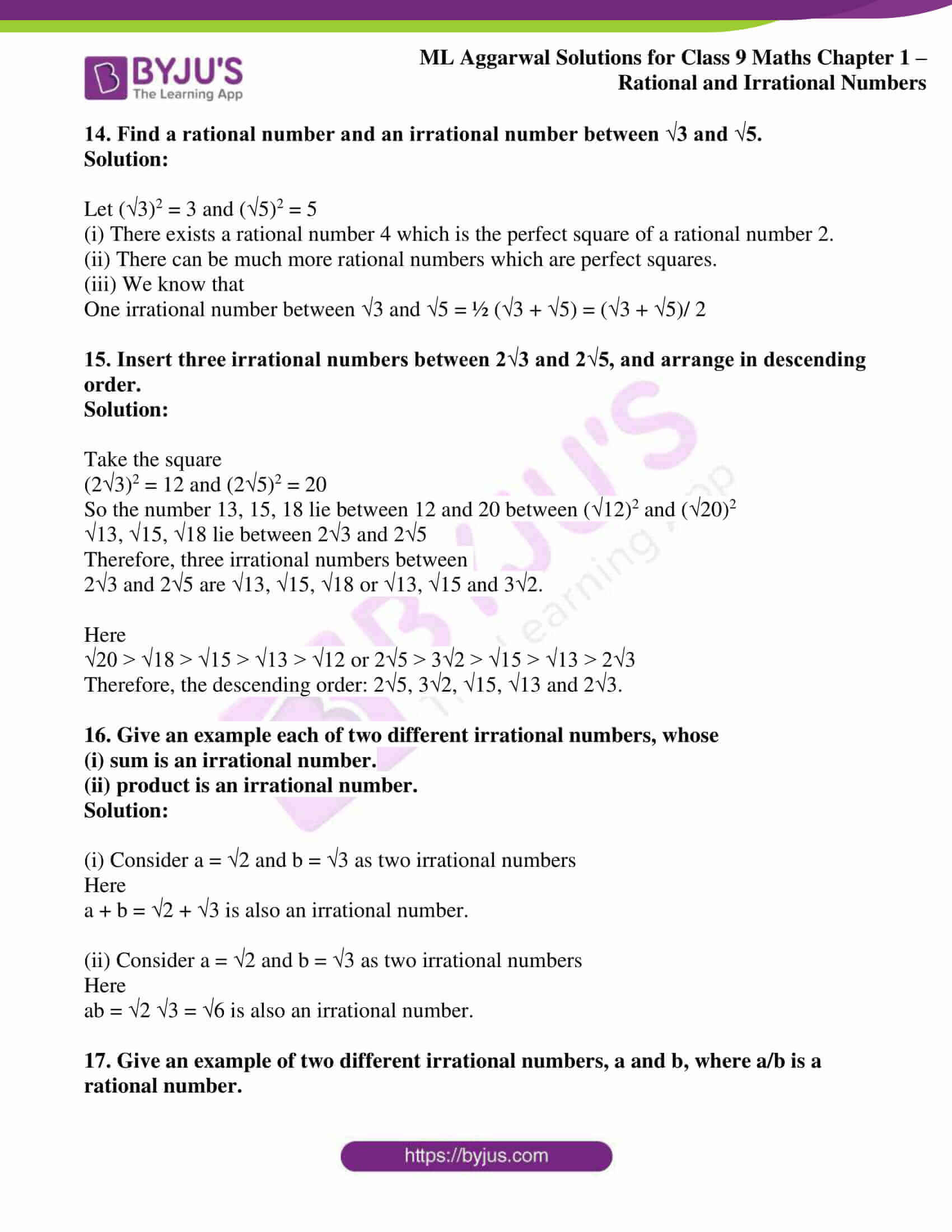 ml aggarwal solutions for class 9 maths chapter 1 79
