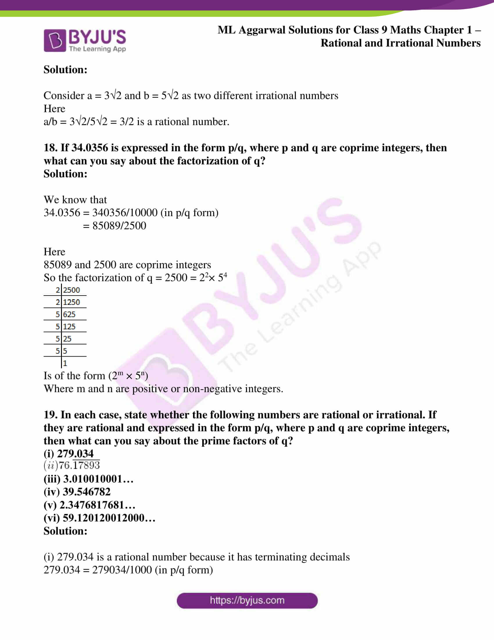 ml aggarwal solutions for class 9 maths chapter 1 80