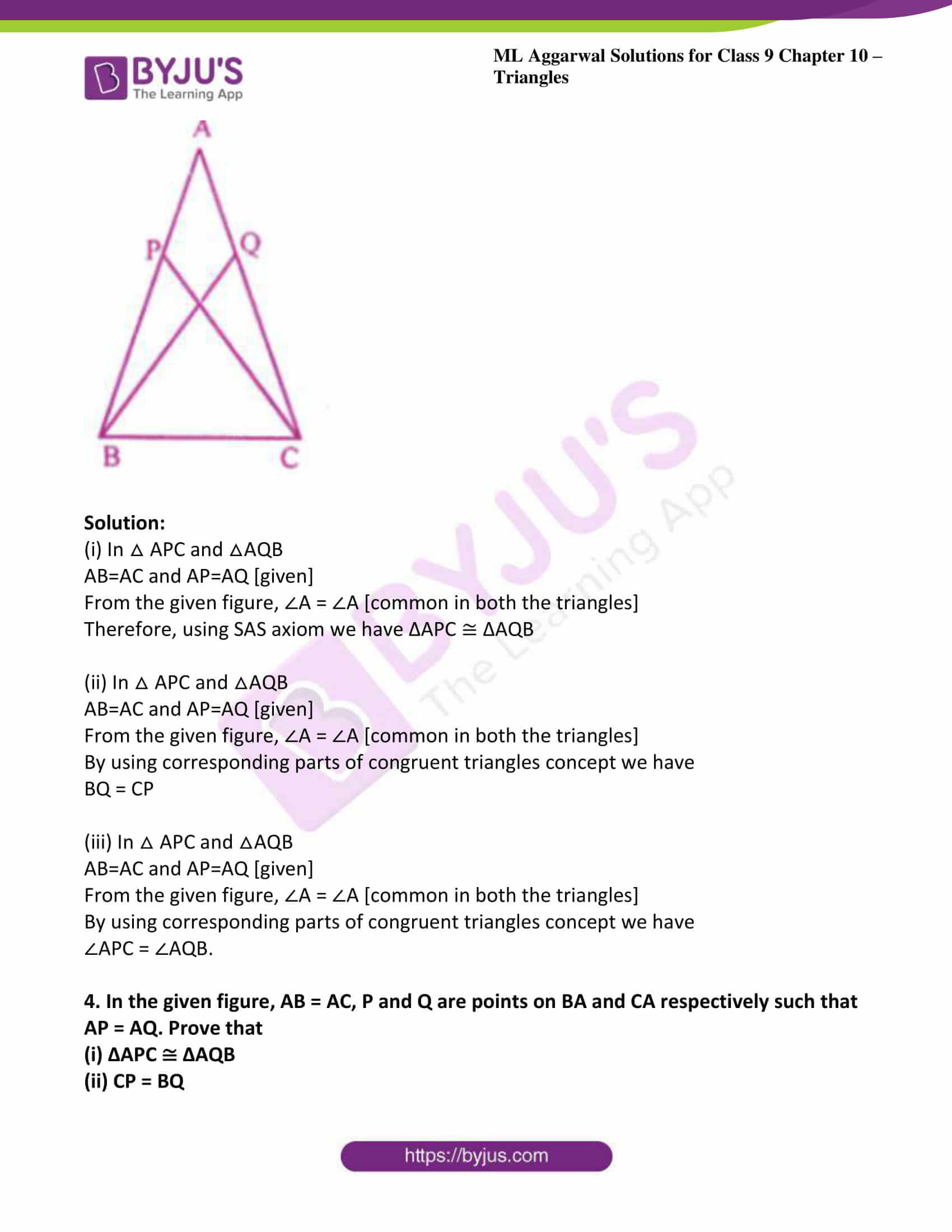 ml aggarwal solutions for class 9 maths chapter 10 02