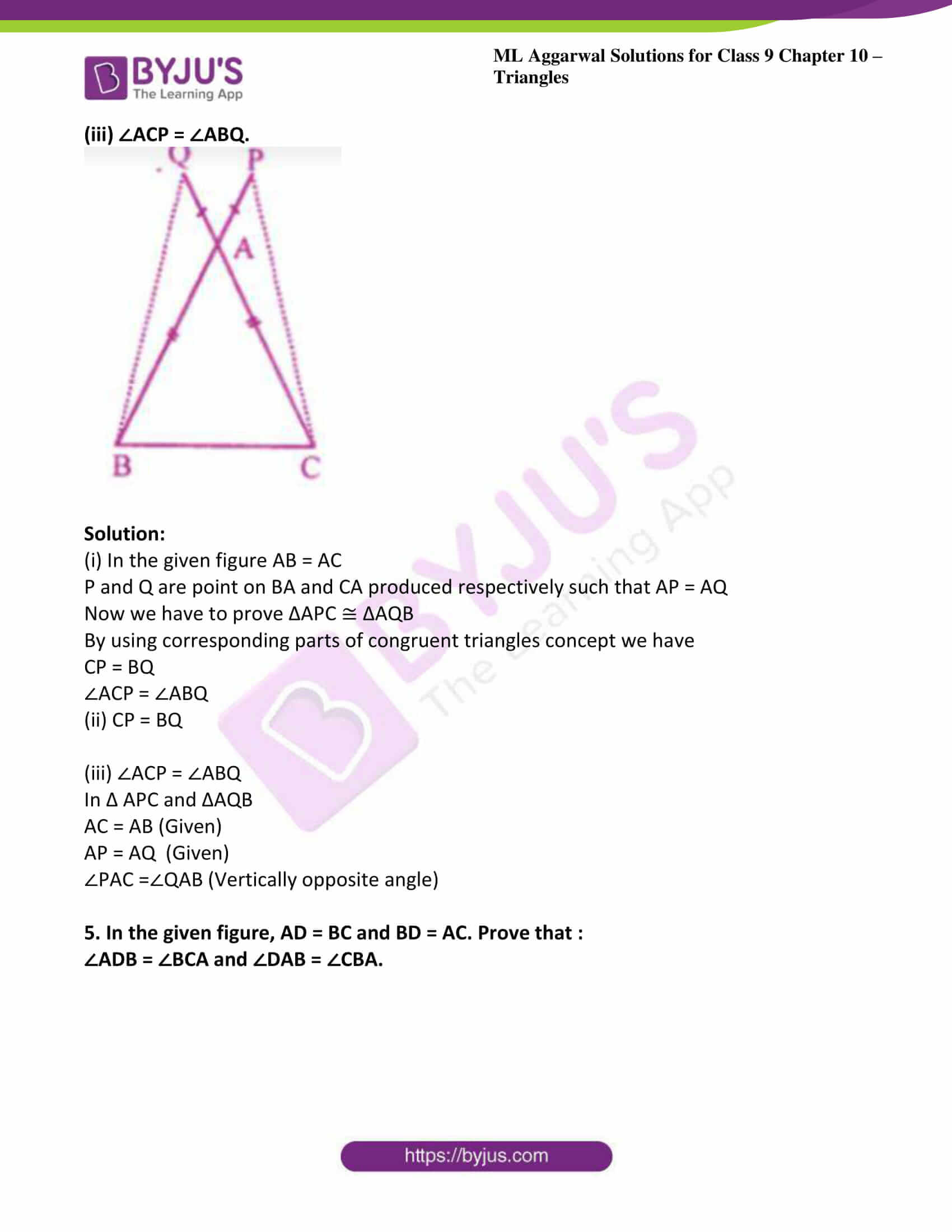 ml aggarwal solutions for class 9 maths chapter 10 03