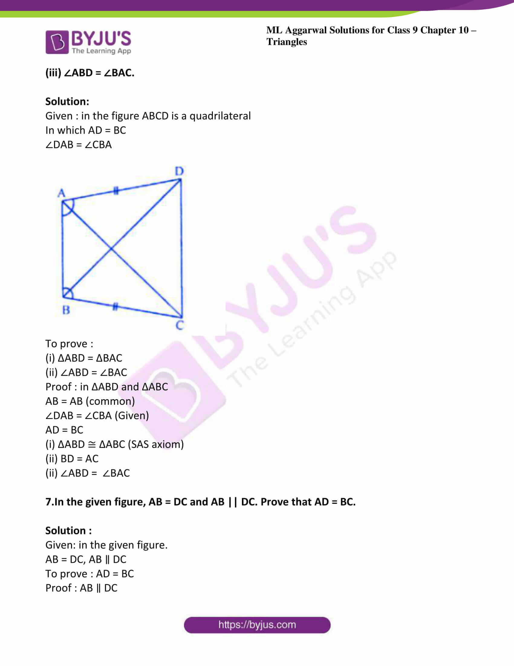 ml aggarwal solutions for class 9 maths chapter 10 05