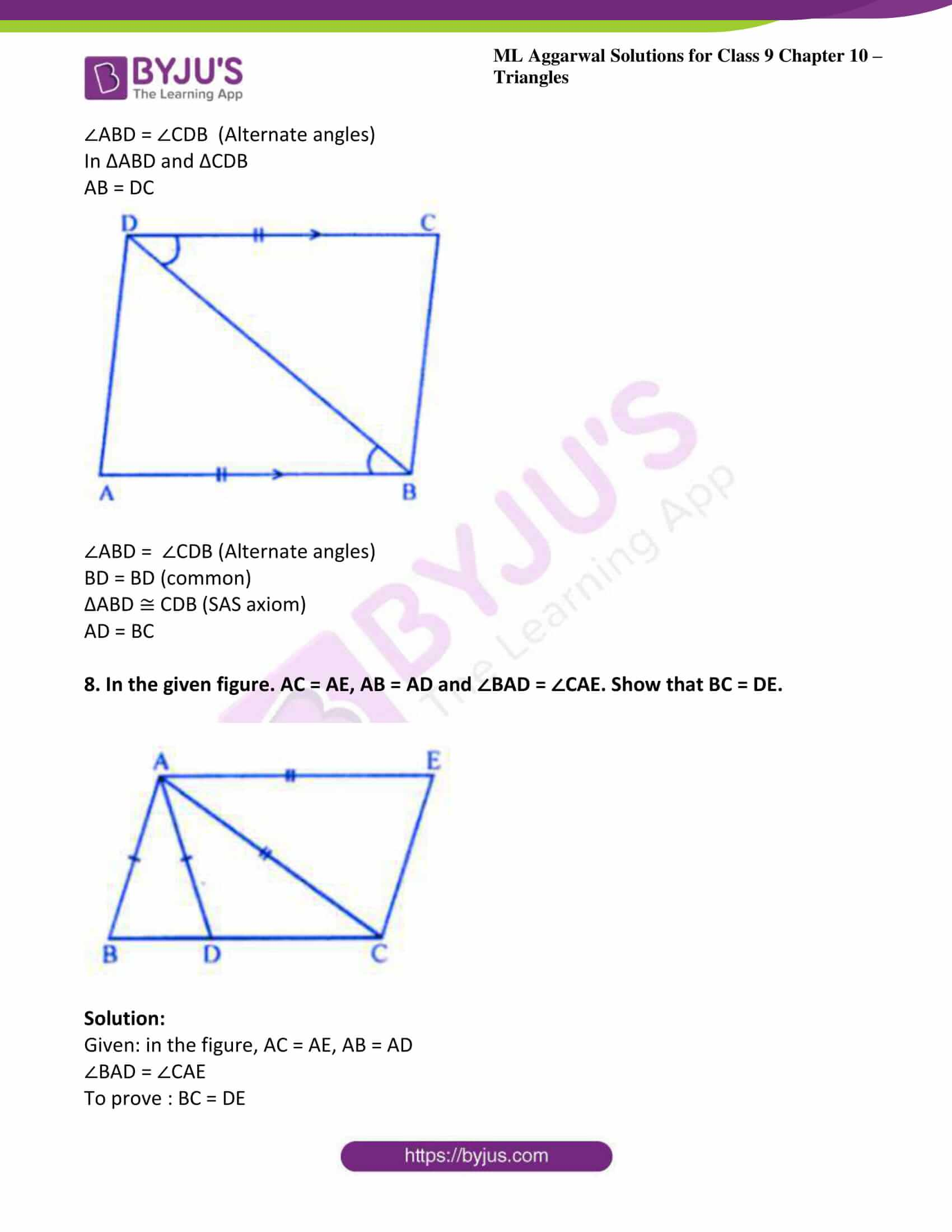 ml aggarwal solutions for class 9 maths chapter 10 06