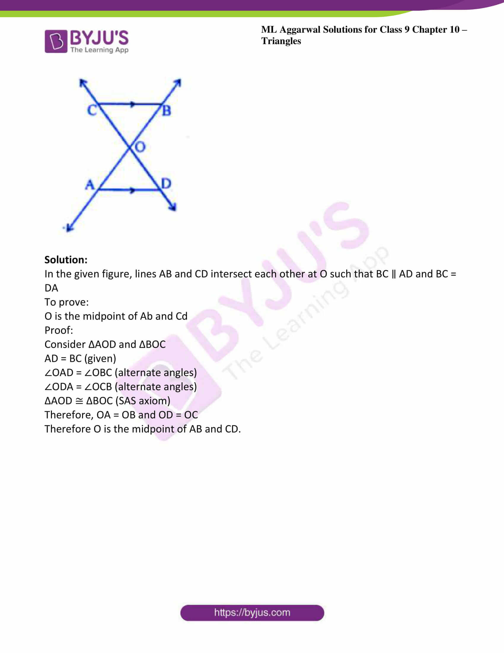 ml aggarwal solutions for class 9 maths chapter 10 14