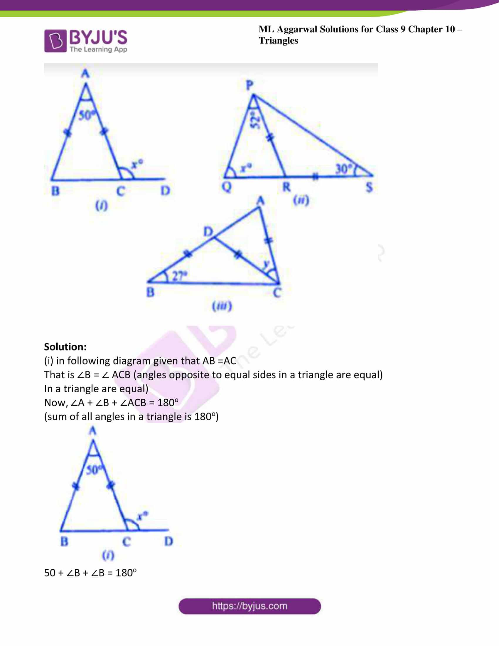 ml aggarwal solutions for class 9 maths chapter 10 17