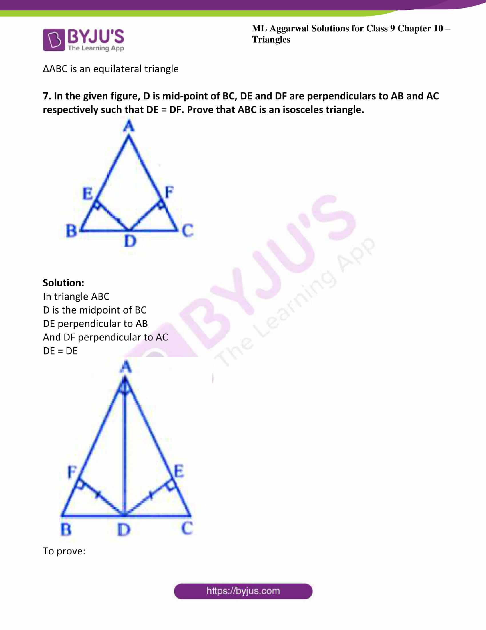 ml aggarwal solutions for class 9 maths chapter 10 23