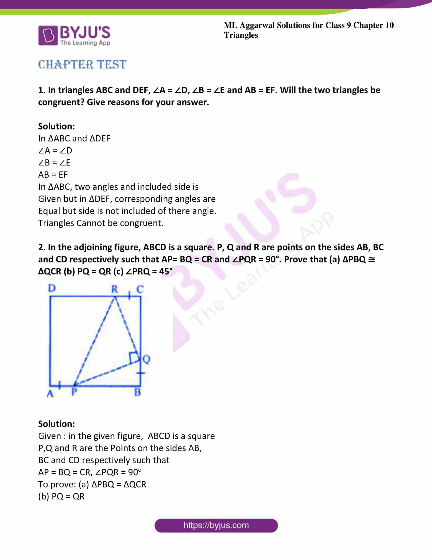 ml aggarwal solutions for class 9 maths chapter 10 28