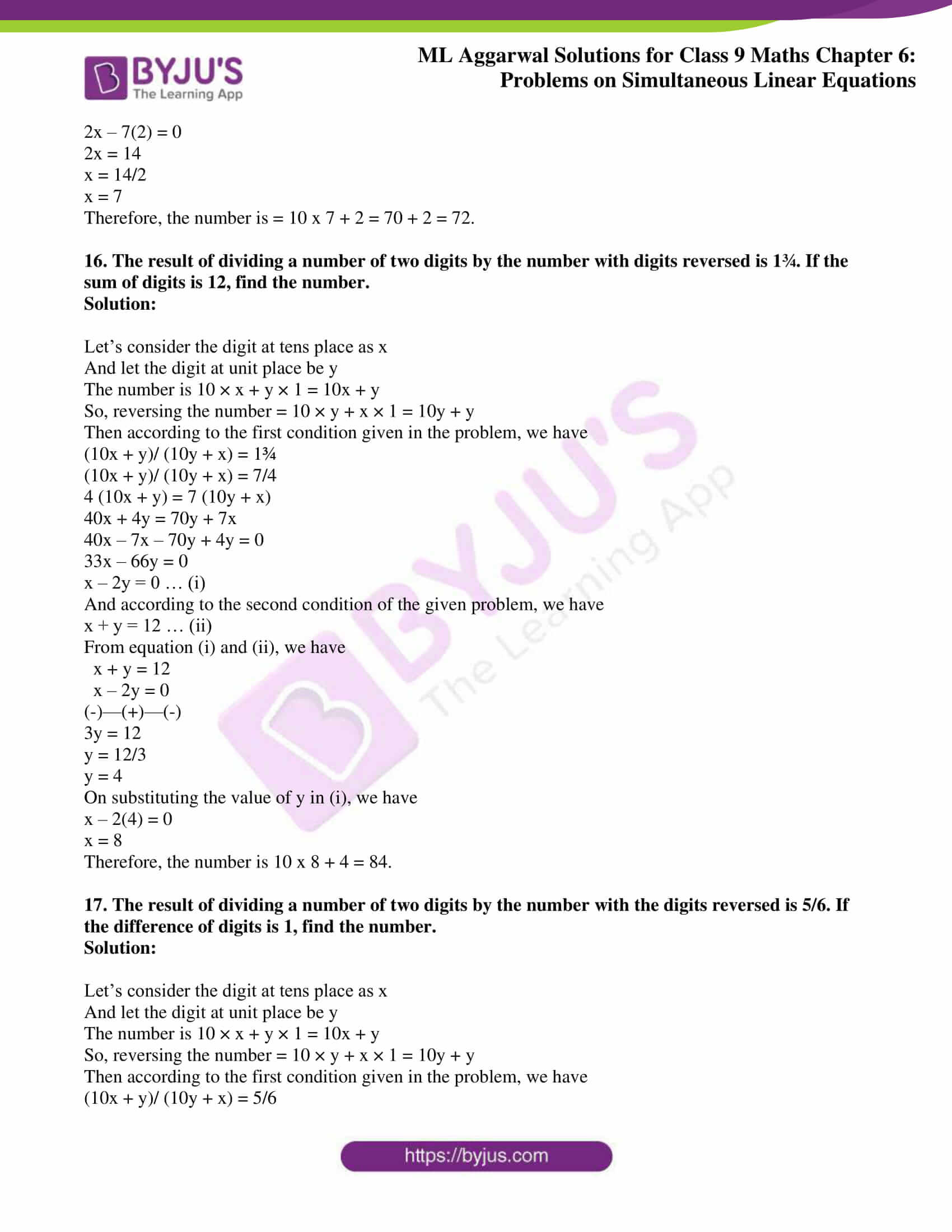 ml aggarwal solutions for class 9 maths chapter 6 09