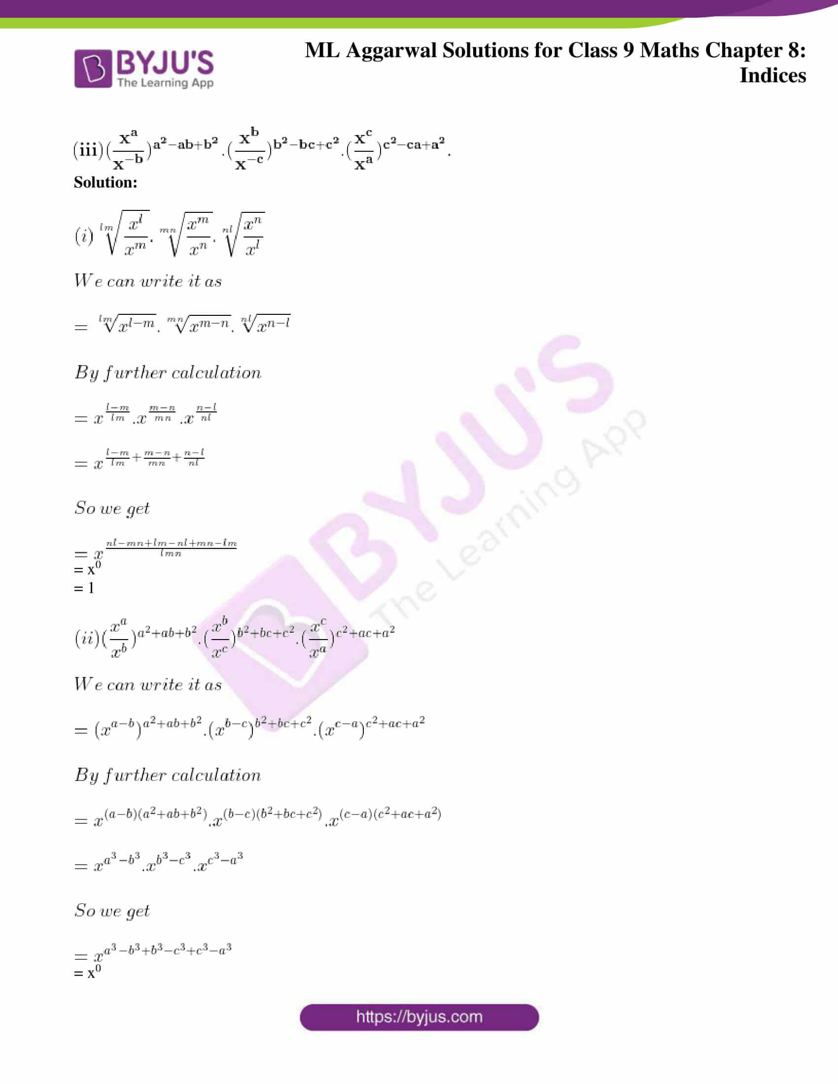 ml aggarwal solutions for class 9 maths chapter 8 21