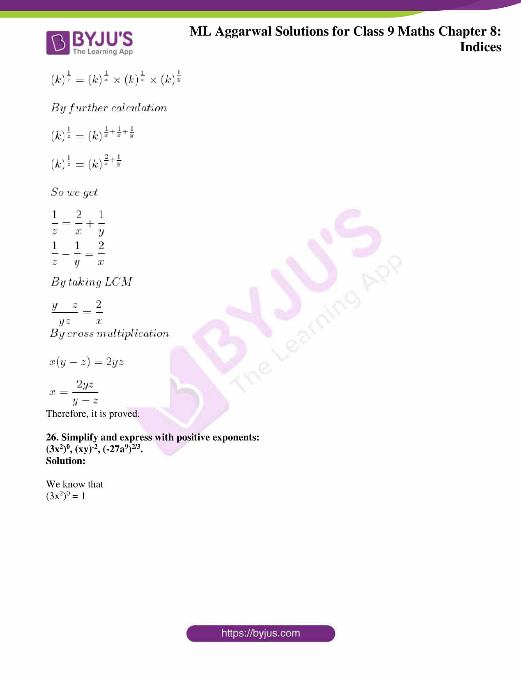 ml aggarwal solutions for class 9 maths chapter 8 28