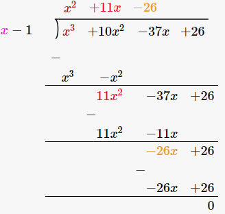 ML Aggarwal Solutions for Class 10 Maths Chapter 3 Image 13